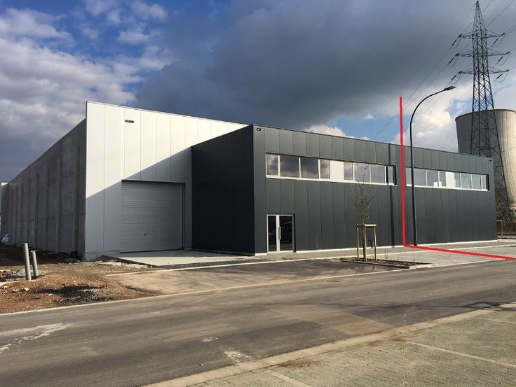 Industrieel gebouw àlouer à Drogenbosau prix de185.294 € -(7055232)