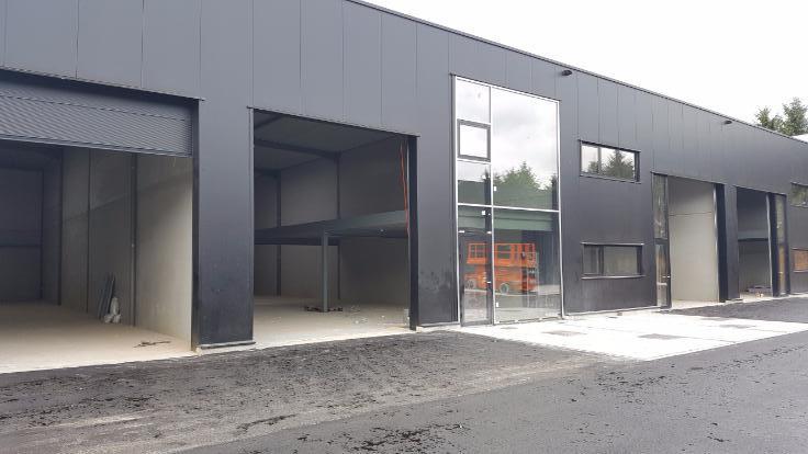 Industrieel gebouw tehuur te Herentvoor 21.000 €- (7061405)